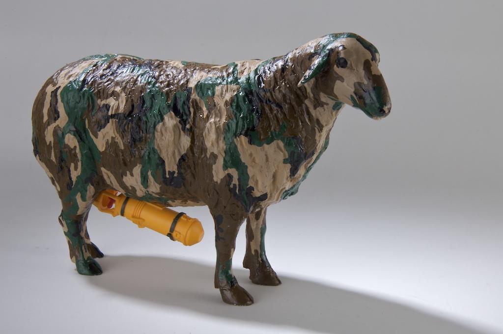 Siamak Filizadeh, Sheep Series