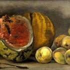 Still Life Oil on Canvas,