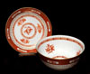 A Pair of Chinese Bowls and Under Plates for t